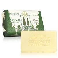 NESTI DANTE - Dei Colli Fiorentini - Natural toilet soap - Cipresso Regenerating - 250g