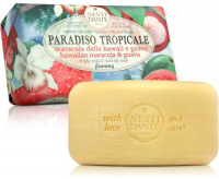 NESTI DANTE - PARADISO TROPICALE - Naturalne mydło toaletowe - Marakuja & Gujawa - 250g