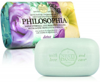 NESTI DANTE - PHILOSOPHIA - Natural toilet soap - Detox - 250g
