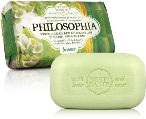 NESTI DANTE - PHILOSOPHIA - Naturalne mydło toaletowe - Breeze - 250g