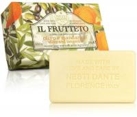 NESTI DANTE - IL FRUTTETO - Natural toilet soap - Olives & Mandarin