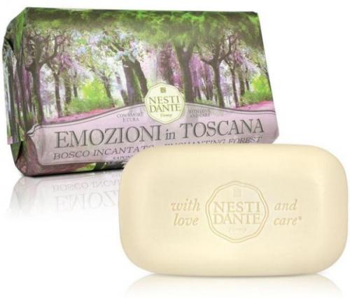 NESTI DANTE - EMOZIONI in TOSCANA - Natural toilet soap - Enchanted Forest - 250g