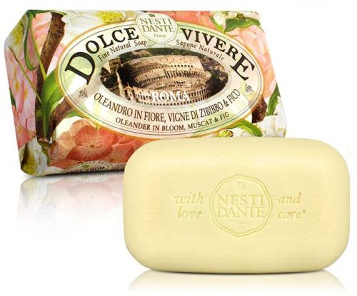NESTI DANTE - Dolce Vivere - Toilet soap - Roma