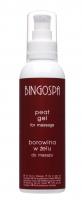 BINGOSPA - Peat Gel for Massage - Therapeutic mud massage gel - 120g