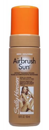 Sally Hansen - Airbrush Sun - Instant Tanning Mousse - MEDIUM