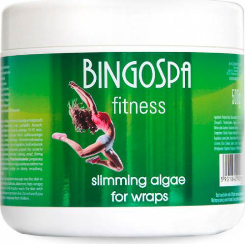 BINGOSPA - Fitness - Slimming Algae for Wraps