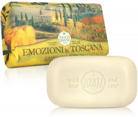 NESTI DANTE - EMOZIONI in TOSCANA - Naturalne mydło toaletowe - The Golden Countryside - 250g