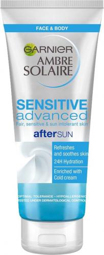 GARNIER - AMBRE SOLAIRE - Sensitive Advanced After Sun Cream - Balsam po opalaniu dla skóry wrażliwej