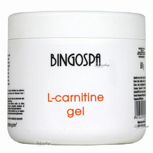 BINGOSPA - L-karnityna w żelu - 500g