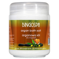 BINGOSPA - Argan Bath Salt - 550g