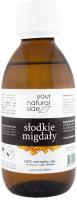 Your Natural Side - 100% naturalny olej ze słodkich migdałów - 200 ml