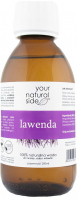 Your Natural Side - 100% Natural Lavender Water - 200 ml