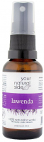 Your Natural Side - 100% Natural Lavender Water - 30 ml