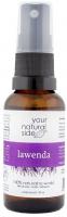 Your Natural Side - 100% naturalna woda lawendowa - 30 ml