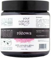 Your Natural Side - 100% naturalna glinka różowa - 100 g