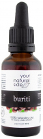 Your Natural Side - 100% naturalny olej buriti - 30 ml