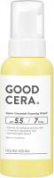 Holika Holika - GOOD CERA - Super Ceramide Foaming Wash - Oczyszczająca pianka do twarzy z dodatkiem ceramidów - 160 ml