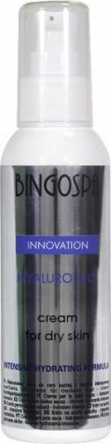 BINGOSPA - HYALURONIC CREAM - Hyaluronic cream for dry skin - 135g