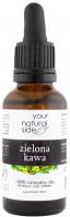 Your Natural Side - 100% naturalny olej z zielonej kawy - 30 ml
