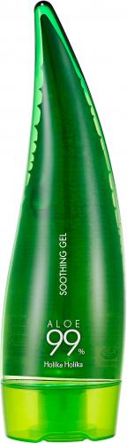 Holika Holika - ALOE 99% - SOOTHING GEL - Multifunctional aloe gel - 250 ml