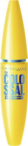 MAYBELLINE - The COLOSSAL WATERPROOF MASCARA - Pogrubiający tusz do rzęs - 01 BLACK