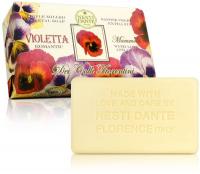 NESTI DANTE - Dei Colli Fiorentini - Naturalne mydło toaletowe - Violett Romantic - 250g