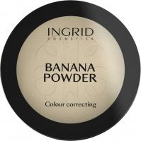 INGRID - BANANA POWDER - - Color Correcting