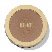 MILANI - SILKY MATTE BRONZING POWDER - Puder brązujący