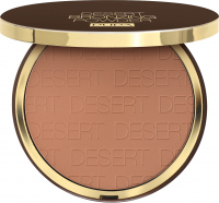 PUPA - DESERT BRONZING POWDER - Puder brązujący - 002 - HONEY GOLD - 002 - HONEY GOLD