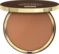 PUPA - DESERT BRONZING POWDER - Puder brązujący - 005 - LIGHT SUN MATT - 005 - LIGHT SUN MATT