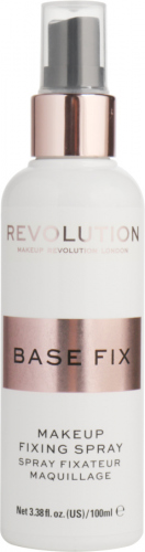 MAKEUP REVOLUTION - BASE FIX - Makeup Fixing Spray - Utrwalacz makijażu