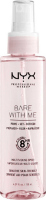NYX Professional Makeup - BARE WITH ME Primer - Multitasking Spray - Multipurpose fixing mist
