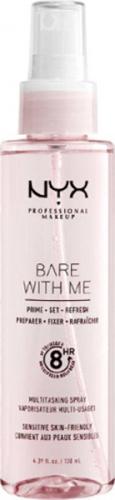 NYX Professional Makeup - BARE WITH ME Primer - Multitasking Spray - Wielozadaniowa mgiełka utrwalająca