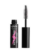 NYX Professional Makeup - WORTH THE HYPE - VOLUME & LENGTHENING MASCARA - Tusz do rzęs zwiększający objętość - Mini