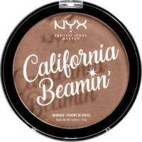 NYX Professional Makeup - California Beamin Bronzer - Bronzer do twarzy i ciała