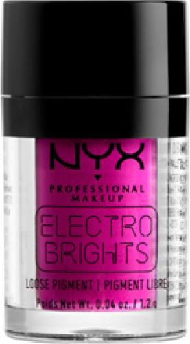 NYX Professional Makeup - ELECTRO BRIGHTS LOOSE PIGMENT - Sypki pigment do oczu