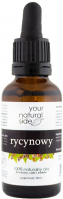 Your Natural Side - 100% Natural Castor Oil - 30 ml