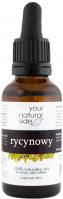 Your Natural Side - 100% naturalny olej rycynowy - 30 ml