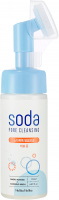 Holika Holika - Soda Tok Tok Clean Pore Bubble Foam - Odświeżająca pianka do oczyszczania twarzy - 150 ml