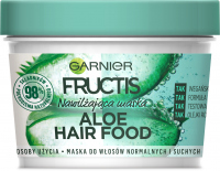 GARNIER - FRUCTIS - ALOE HAIR FOOD MASK - Moisturizing hair mask - Aloe