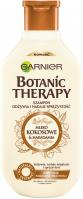 GARNIER - BOTANIC THERAPY SHAMPOO - Odżywczy szampon do włosów - Mleko Kokosowe i Makadamia - 400 ml