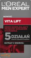 L'Oréal MEN EXPERT - VITA LIFT 5 - DAILY MOISTURIZER COMPLETE ANTI-AGEING