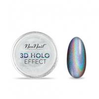 NeoNail - 3D HOLO EFFECT - Holograficzny, trójwymiarowy pyłek do paznokci - 5329 - 5329