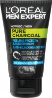 L'Oréal - MEN EXPERT - PURE CHARCOAL - Peeling przeciw zaskórnikom dla mężczyzn