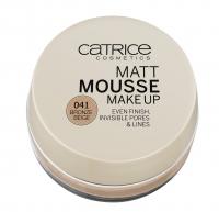 Catrice - Matt Mousse Make Up - Podkład matujący w MUSIE