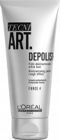 L'Oréal Professionnel - TECNI ART. DEPOLISH - Destructuring Paste - Matting destructuring hair paste - Force 4 - 100 ml