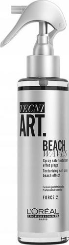 L'Oréal Professionnel - TECNI ART. BEACH WAVES - Texturizing Salt Spray - Teksturyzujący spray do włosów z solą - Force 2 - 150 ml