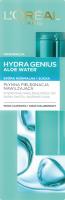 L'Oréal - HYDRA GENIUS ALOE WATER - Płynna pielęgnacja nawilżająca dla cery normalnej i suchej - 70 ml