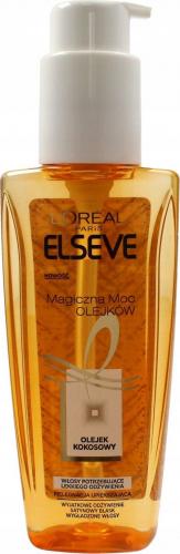 L'Oréal - ELSEVE - Magiczna Moc Olejków - Olejek kokosowy do włosów