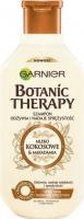 GARNIER - BOTANIC THERAPY SHAMPOO - Odżywczy szampon do włosów - Mleko Kokosowe & Makadamia - 250 ml